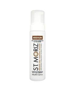 St. Moriz Instant Self Tanning Mousse Medium 200ml