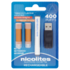 Nicolites Electronic Cigarettes Tobacco Flavour Rechargeable