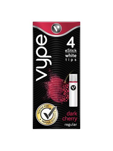 Vype eStick 4 White Tips Dark Cherry Regular