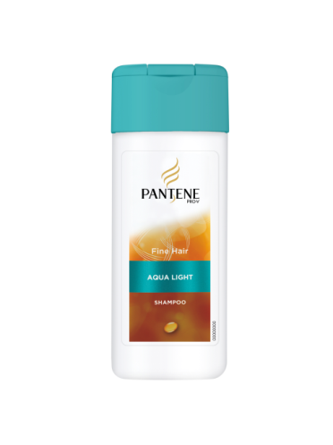 Pantene Aqua Light Shampoo 75 ml