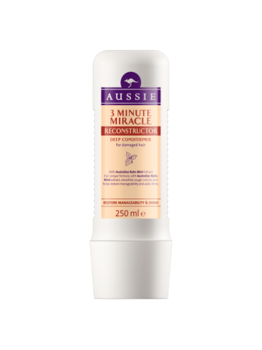 Aussie 3 Minute Miracle Reconstructor Intensive 250ml