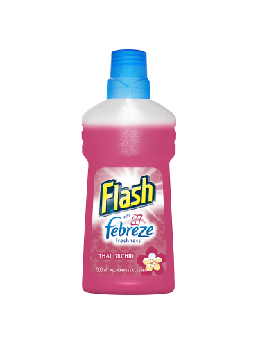 Flash with Febreze Thai Orchid - Liquid 500ml
