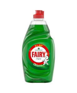 Fairy Original Washing Up Liquid 433ml PMP
