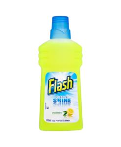 Flash Clean & Shine Crisp Lemons 500ml