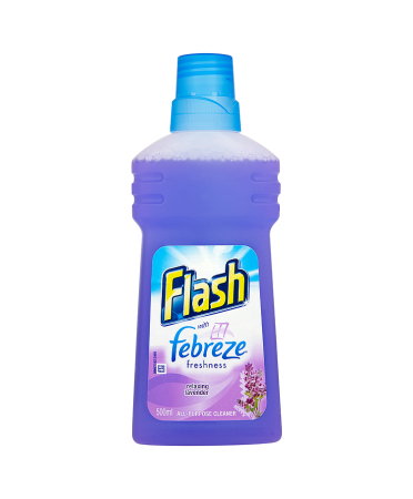 Flash with Febreze Freshness Relaxing Lavender 500ml