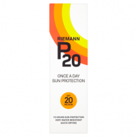 Riemann P20 Once a Day Sun Protection SPF 20 Medium 100ml