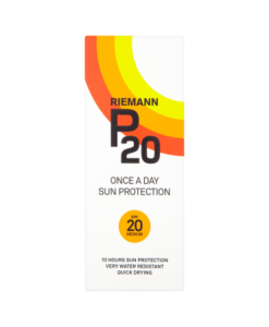 Riemann P20 Once a Day Sun Protection SPF 20 Medium 200ml