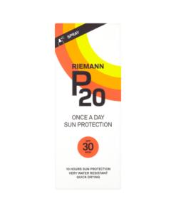 Riemann P20 Once a Day Sun Protection Spray SPF 30 High 200ml