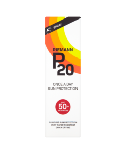 Riemann P20 Once a Day Sun Protection Spray SPF 50+ Very High 100ml