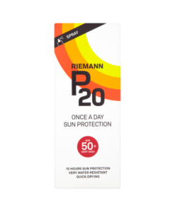 Riemann P20 Once a Day Sun Protection Spray SPF 50+ Very High 200ml