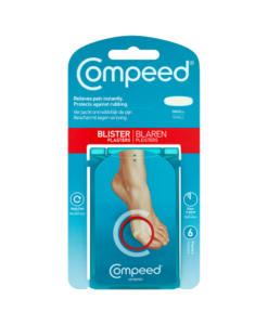 Compeed Blister Plasters 6 Small Plasters