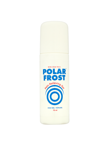 Polar Frost Pain Relieving Gel with Aloe Vera 75ml