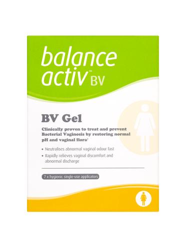 Balance Activ BV Gel Hygienic Single-Use Applicators 7 x 5ml