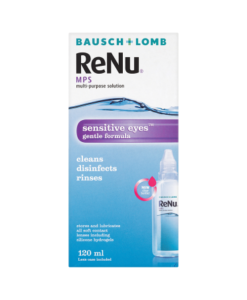 Bausch & Lomb Renu Multi-Purpose Solution Sensitive Eyes 120ml