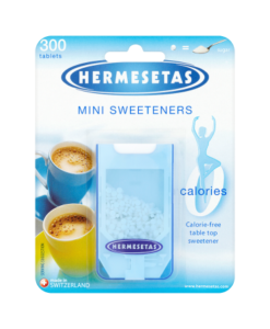 Hermesetas Mini Sweeteners 300 Tablets 4.5g