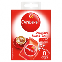 Canderel 0 Calorie 500 Tablets 42.5g