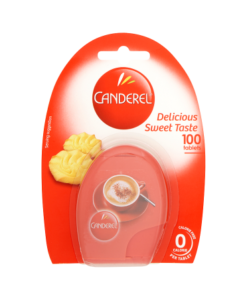 Canderel 0 Calorie 100 Tablets 8.5g