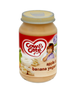 Cow & Gate Apple & Banana Yogurt from 7m onwards 200g