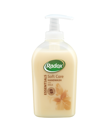 Radox Essentials Soft Care Handwash 300ml