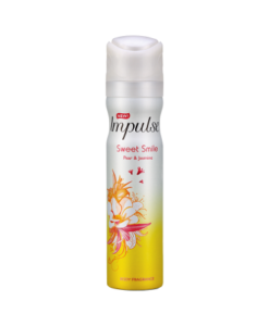 Impulse Sweet Smile Body Spray 75ml