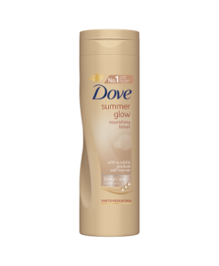 Dove Summer Glow Fair to Medium Nourishing Lotion 250ml