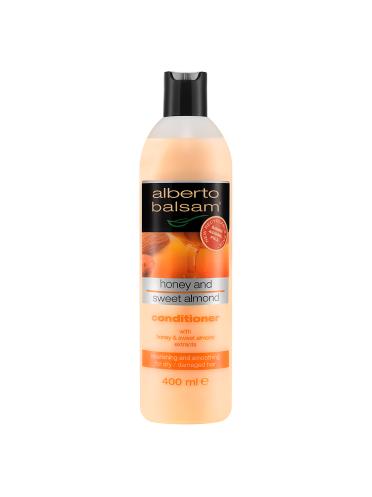 Alberto Balsam Honey & Almond Conditioner 400ml