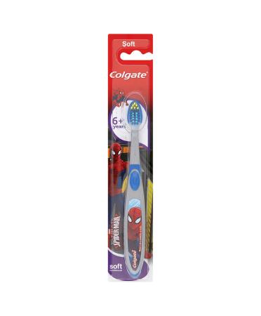 Colgate Soft Toothbrush 6+ Years