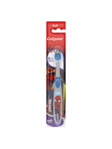 Colgate Soft Toothbrush 6+ Years
