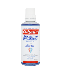 Colgate Sensitive Pro-Relief Mouthwash 400ml