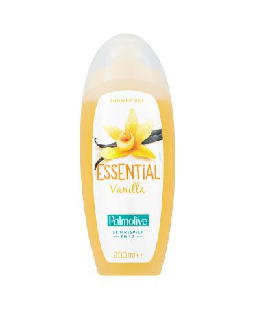 Palmolive Essential Vanilla Shower Gel 200ml