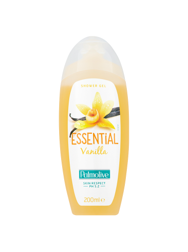 Palmolive Essential Vanilla Shower Gel 200ml