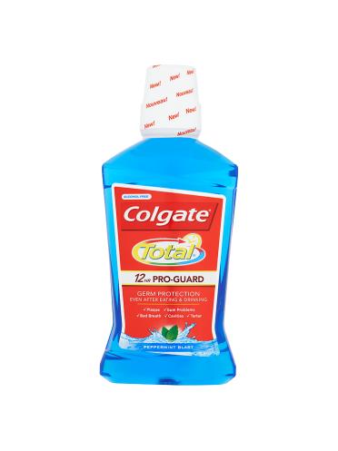 Colgate Total 12Hr Pro-Guard Peppermint Blast 500ml