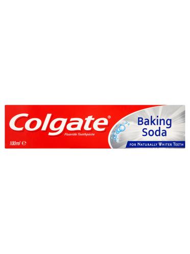 Colgate Baking Soda Fluoride Toothpaste 100ml