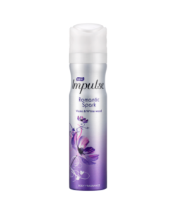 Impulse Romantic Spark Body Spray 75ml