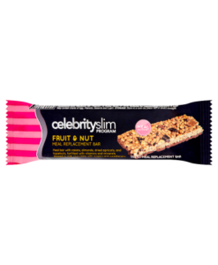 Celebrity Slim Program Fruit & Nut Meal Replacement Bar 55g